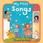 My First Songs book