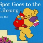 Spot Goes To The Library book