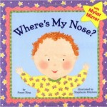 Where's My Nose book