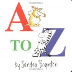 A to Z book